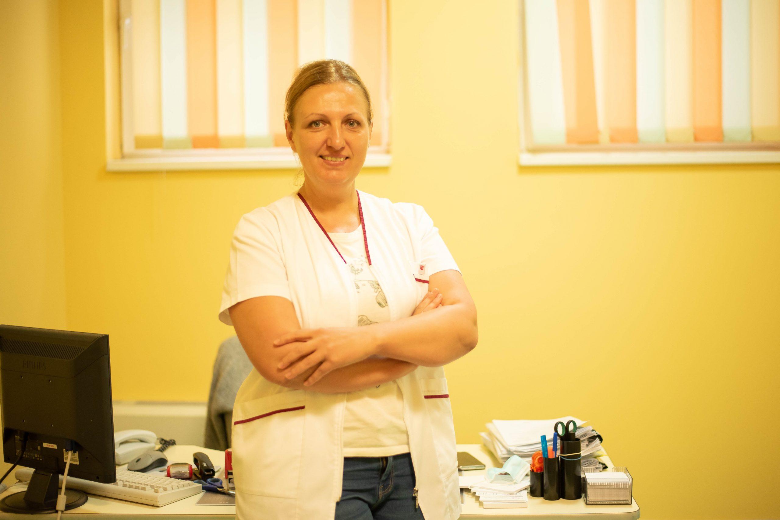 dr. Gliga Sabina